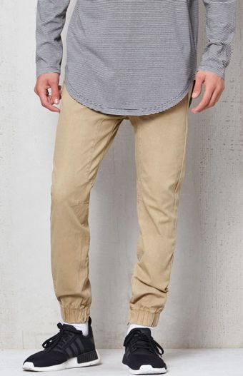 b416387bc4d1ed Turn up the style with help from the PacSun Skinny 2.0 Jogger Pants. These  street