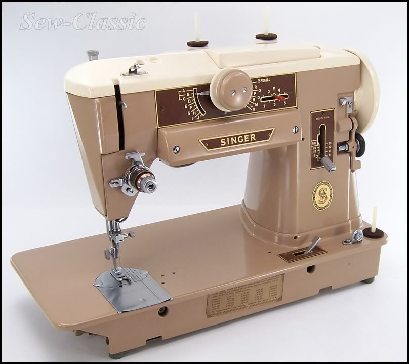 Now That's The One I Learned On Singer 40A They Don't Make Home Enchanting Who Makes Singer Sewing Machines Now
