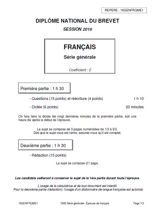 Fiche Revision Brevet Francais Pdf : fiche, revision, brevet, francais, Sujet, Français, Métropole, Modele, Planning,, Révision, Brevet, Français,