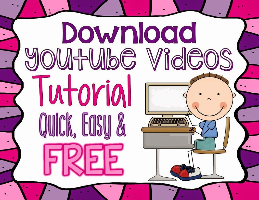 How To Download Youtube Videos To Yourputer  Quick, Easy & Free!