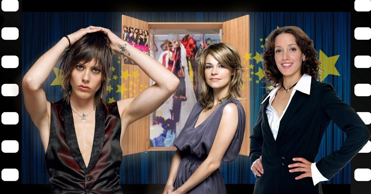 The L Word Costume Designer Breaks Down Shane, Bette And Alice's ... The L Word Costume Designer Breaks Down Shane, Bette And Alice's ... Woman Waistcoats crazy old woman waistcoat