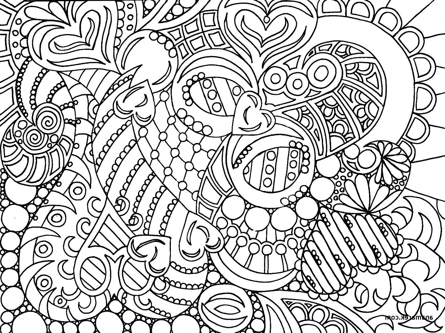 Mindfulness Coloring Pages [ 1123 x 1500 Pixel ]