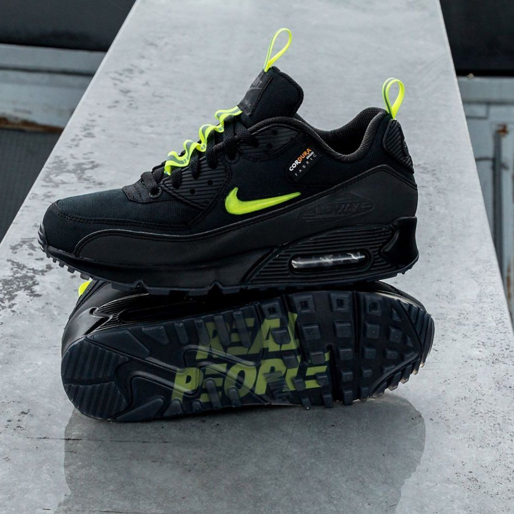 How do you rate the @basementapproved x Nike Air Max 90