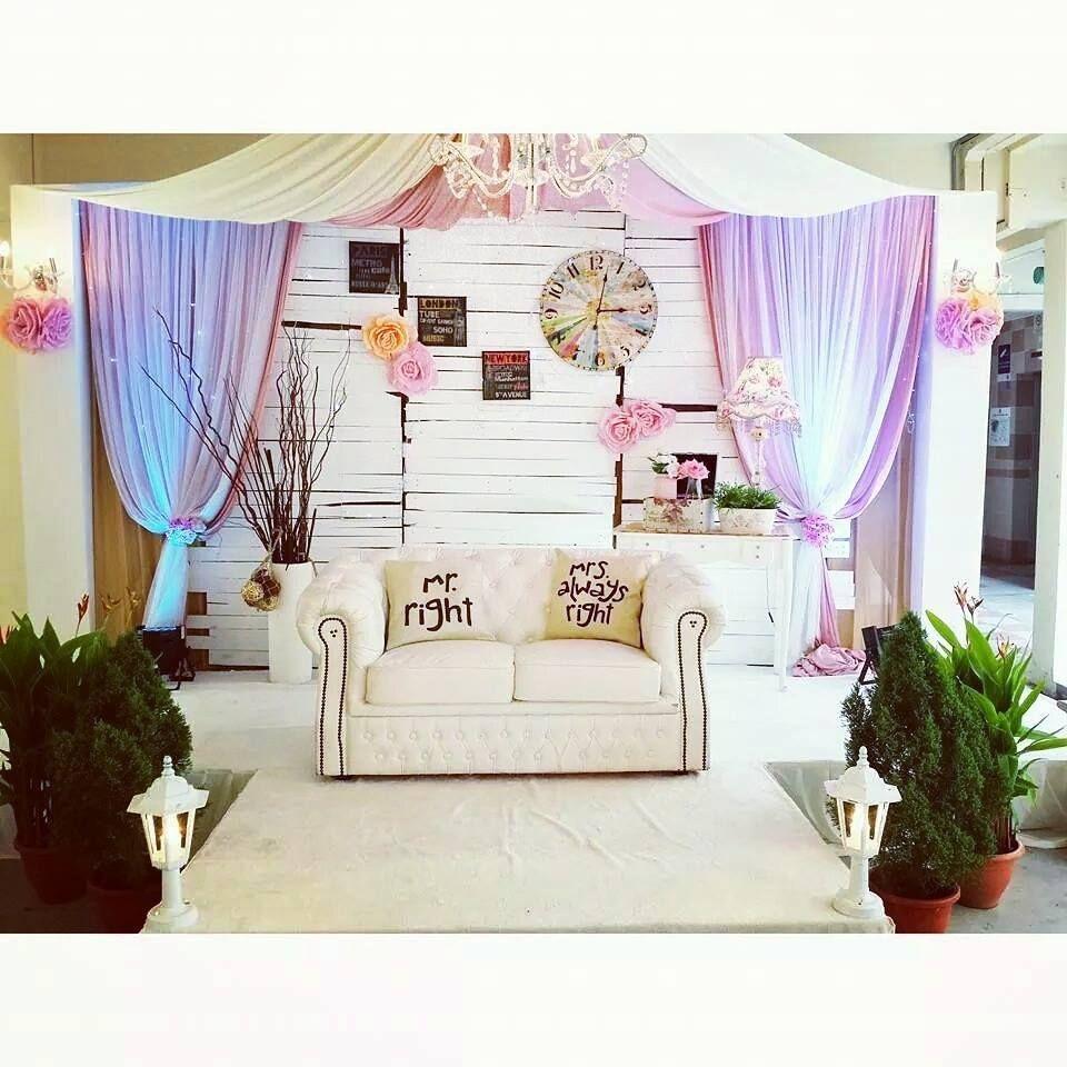 Malay Wedding Pelamin <3 | Wedding Ideas | Pinterest | Malay wedding ...