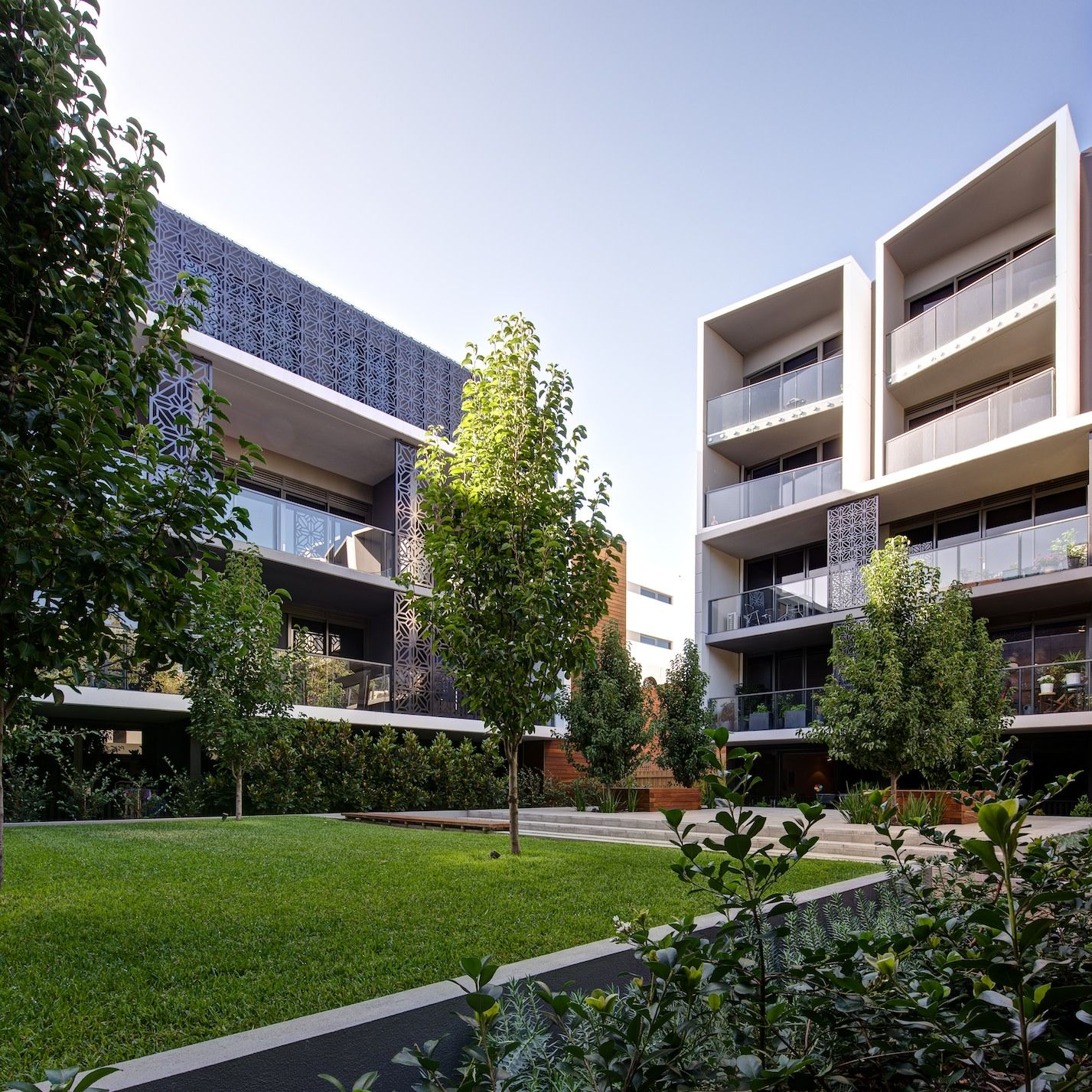 Architecturally Designed Luxury Apartments Melbourne