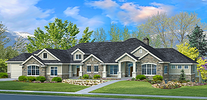 Check out the interior of this gorgeous 2014 Parade of Home www.raykonconstruction.com