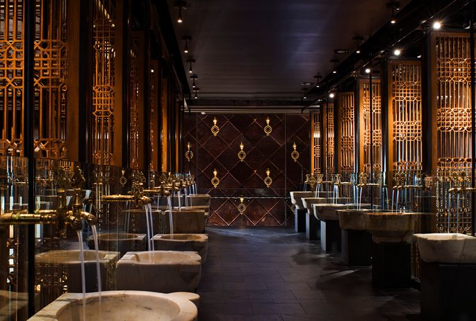Palazzos Boutique Club Lavo Has Opened Its Door Right Before Marquee Nightclub Las Vegas Designed Space Derives Inspiration From The Bathhouses Of