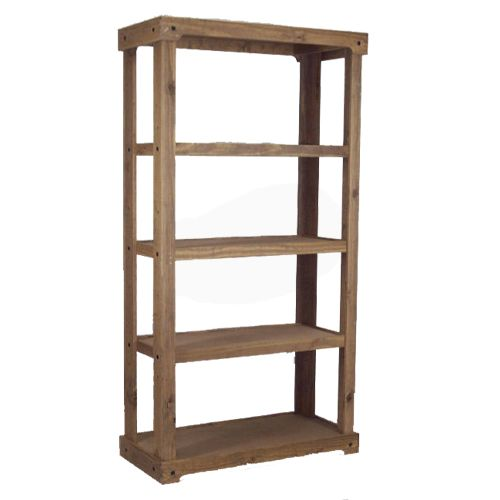 Build Easy Free Standing Shelving Unit For Basement Or Garage Basement Shelving Basement Storage Shelves Diy Storage Shelves