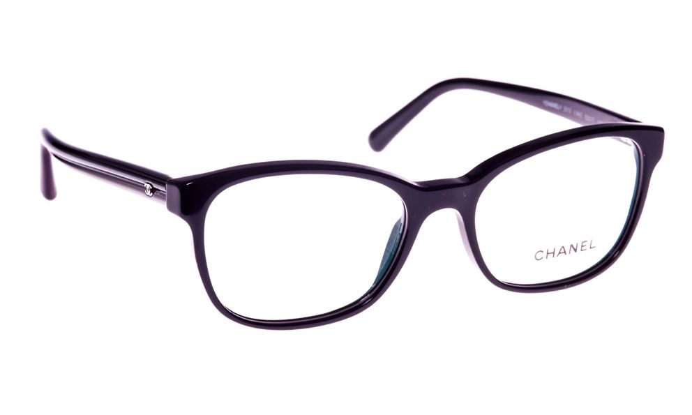 Chanel 3313 Designerbrille in 943: Elegantes Grau