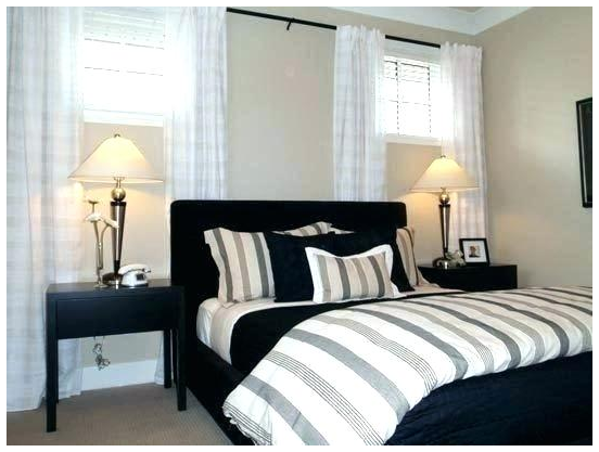 10 Curtain Ideas For Small Bedroom With Images Window