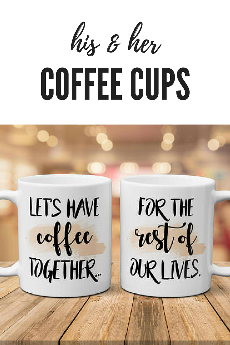 Let\'s Have Coffee Together For The Rest Of Our Lives! This super ...