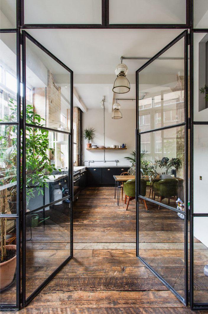 Photo of So installieren Sie einen Raum in einem Loft, ohne den ursprünglichen Geist zu verlieren …