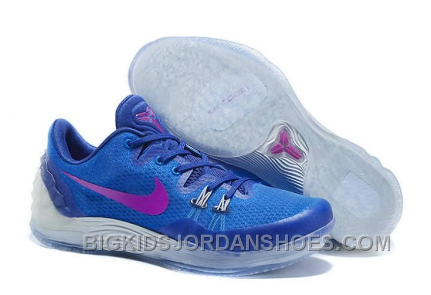 9afb3b7811d3 Discount Cheap Nike Zoom Kobe Venomenon 5 Soar Deep Royal Blue Wolf ...