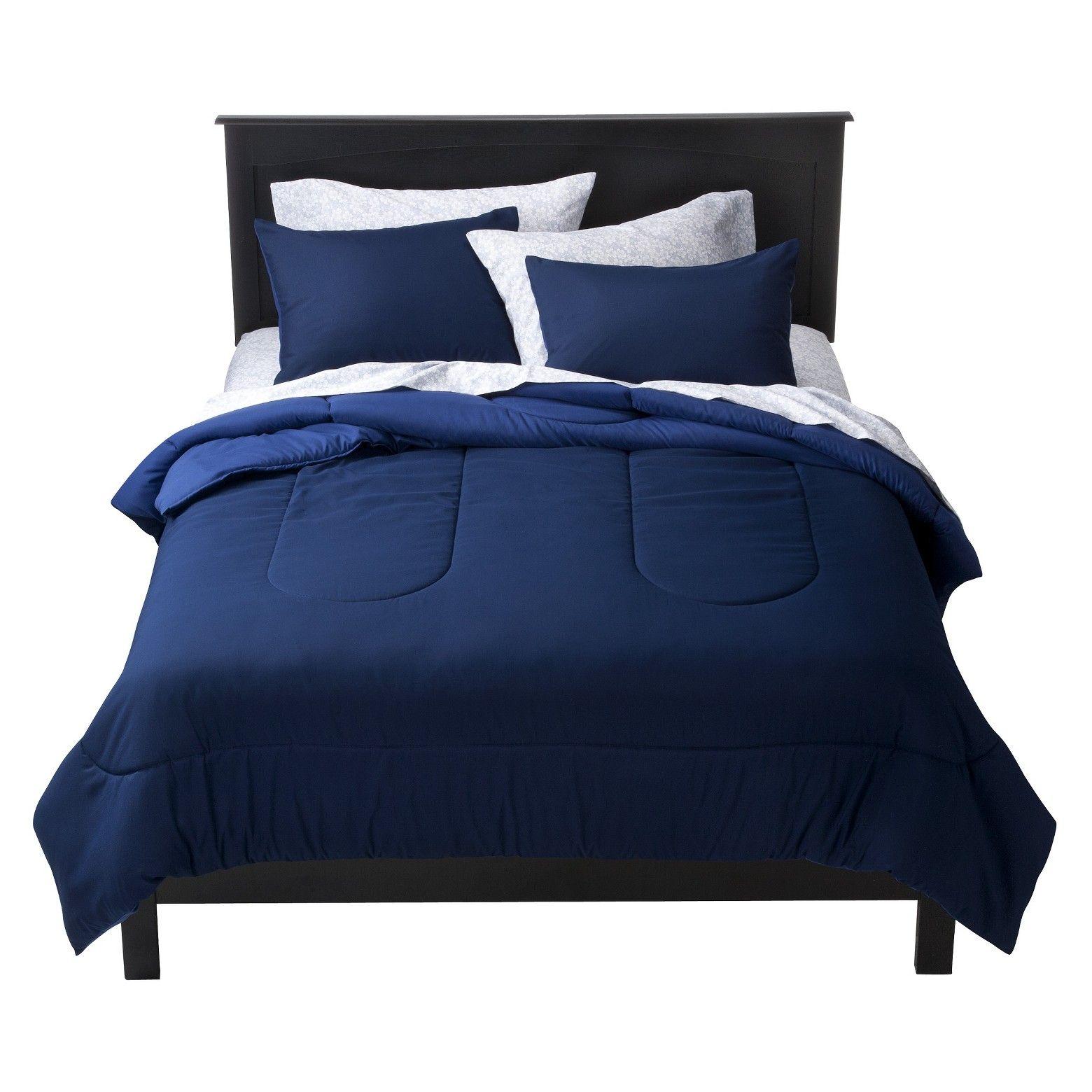 Reversible Microfiber Comforter Room Essentials™ Room