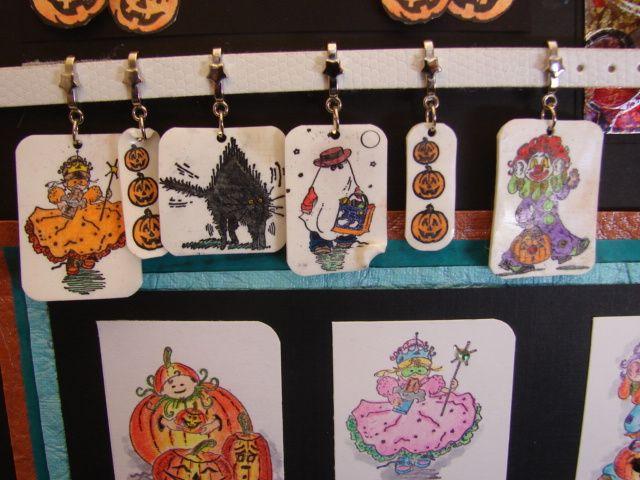 Exceptionnel Door County Rubber Stamps   Halloween