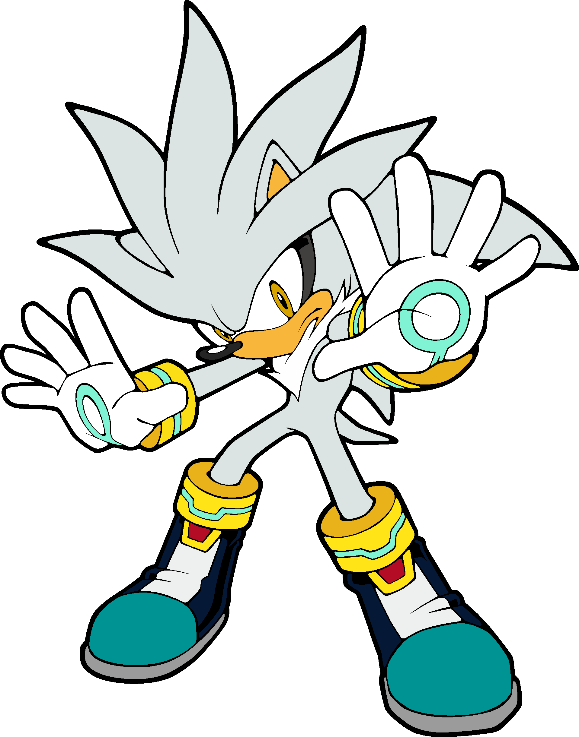 Shadic S World Of Sprites Gifs And Pixel Art Silver The Hedgehog Sonic Hedgehog