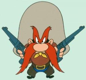 Sam Bigotes Looney Tunes Personajes Personajes De Dibujos