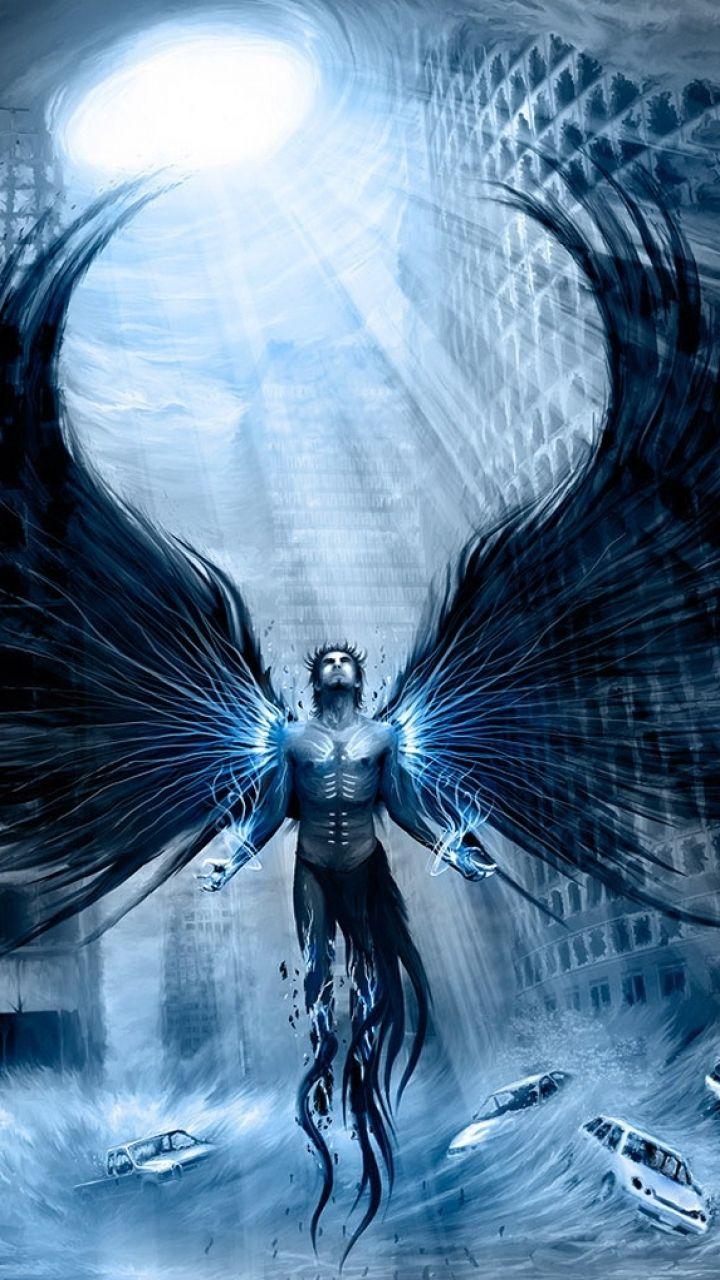 Pin By Daniel J On Dark Angel In 2020 Angel Wallpaper Angel Artwork