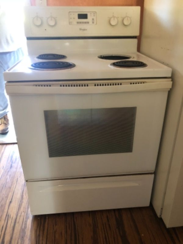Used Whirlpool stove for sale in Ocala Stoves for sale