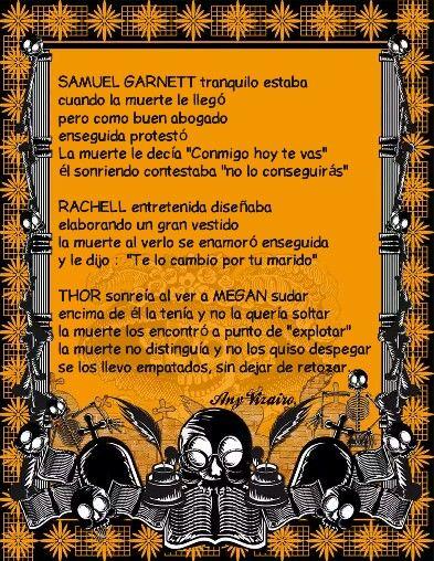 Calaverita Literaria Calaveras Literarias Calaveritas Mexicanas