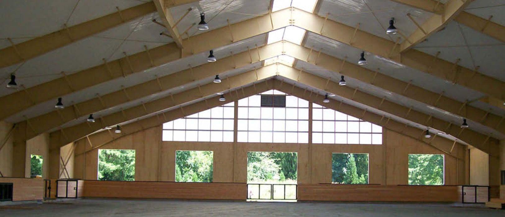 Ridgefield Equestrian Facility Indoor Arena Equestrian Facilities Equine Facility Design Indoor Arena