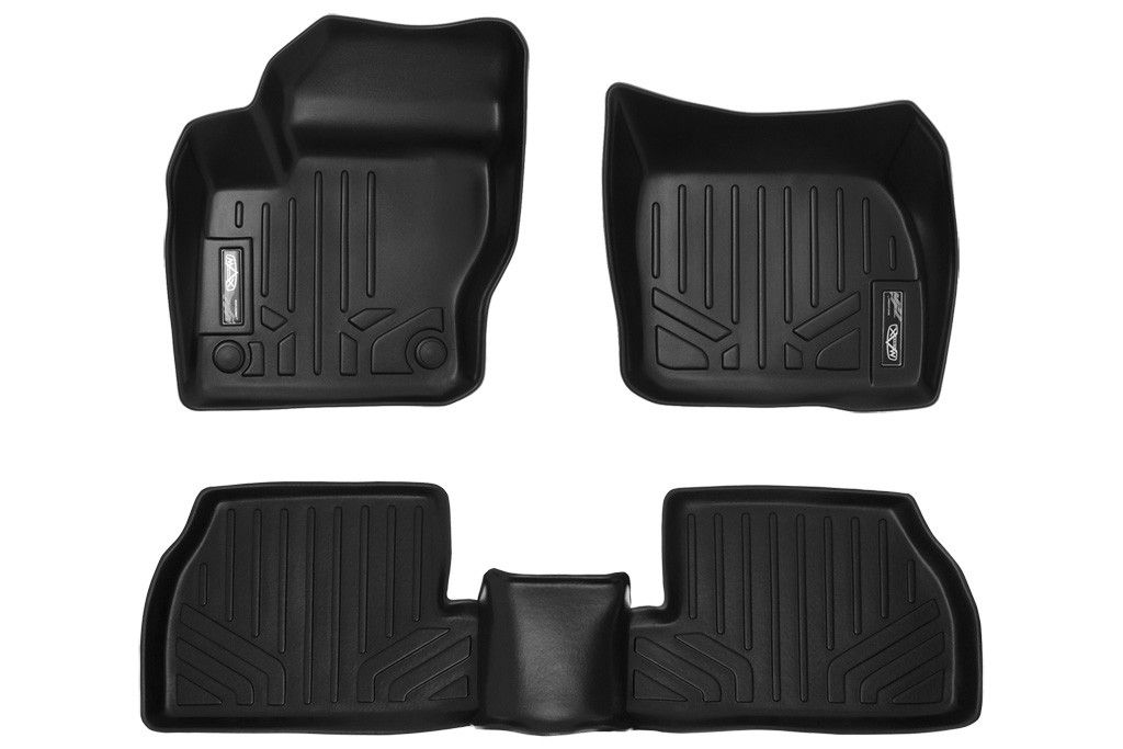 Maxliner Usa Official Site All Weather Floor Mats Cargo Liners A0122 B0122 C Hatchback 2012 Focus Ford Maxliner Usa Of Ford Ford Focus Floor Mats