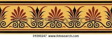 ancient egyptian motifs - Google Search