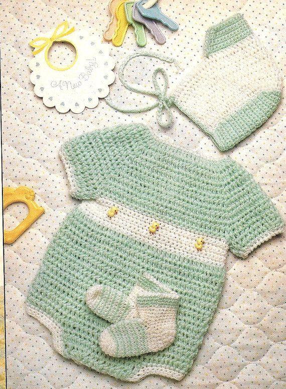 144d7c881925 Easy Crochet Pattern Baby Boy s