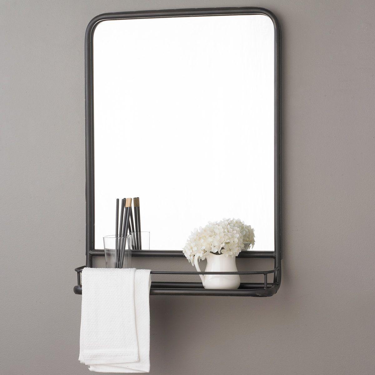 Bronze Bathroom Mirror With Shelf Bathroom Mirror With Shelf Mirror With Shelf Bathroom Mirrors Diy [ 1200 x 1200 Pixel ]