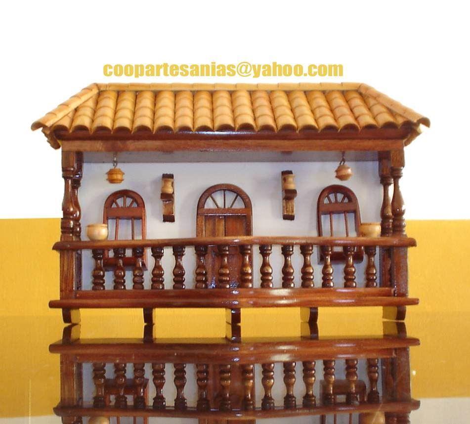 Imagenes de balcones google search miniaturad - Balcones de madera ...