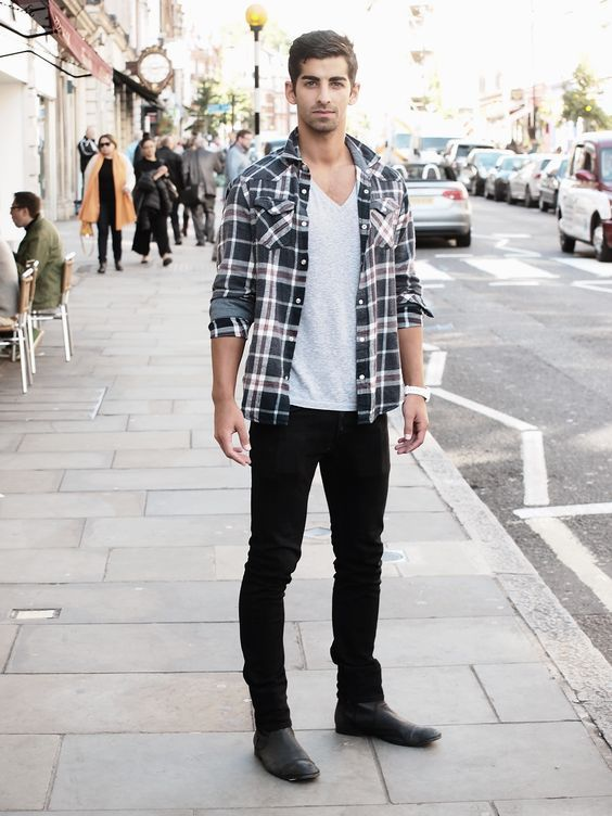 awesome 20 Stylish Men Outfits Casual Tips