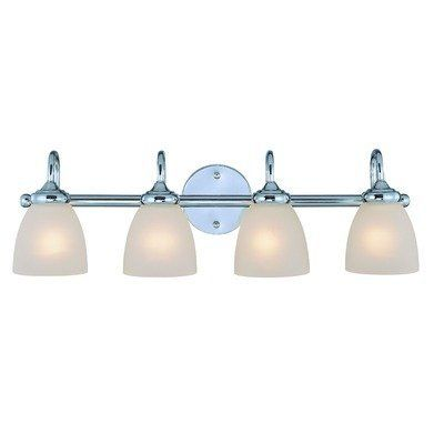 spencer 4 light bath vanity light finish chrome by jeremiah