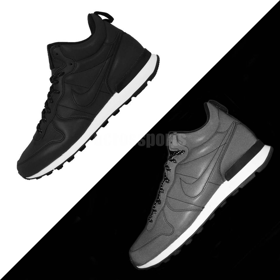 Nike Internationalist Mid PRM Premium 3M Reflective 2015 Mens NSW ...