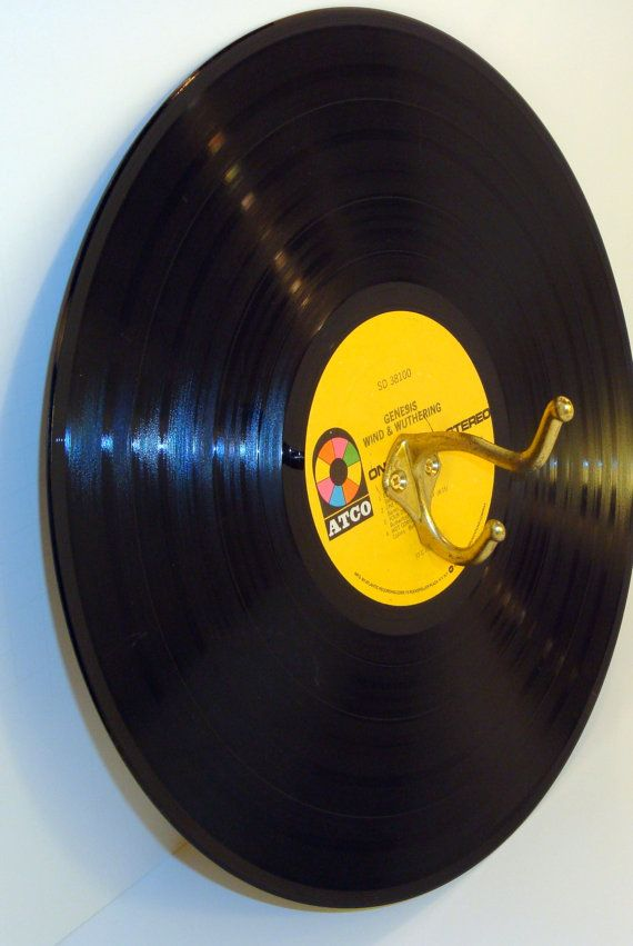 Vinyl Record Album Single Wall Hook Display | Pinterest | Display ...