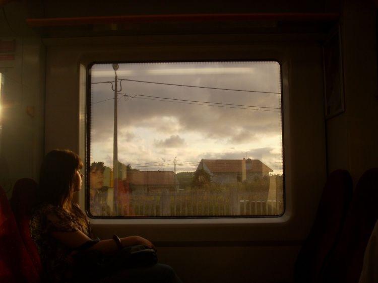 Viagem de comboio By me