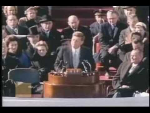 Ask Not What Your Country Can Do For You Jfk Inaugural