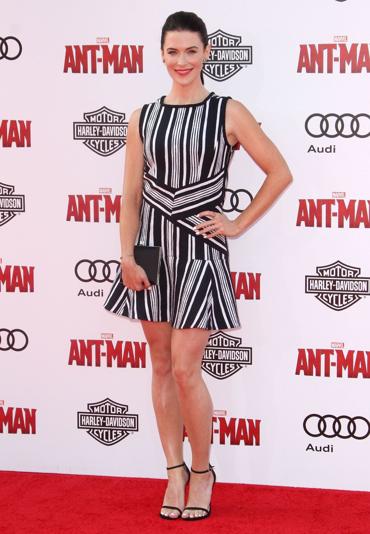 Bridget Regan Legs Bridget Regan At Ant Man Premiere In Hollywood