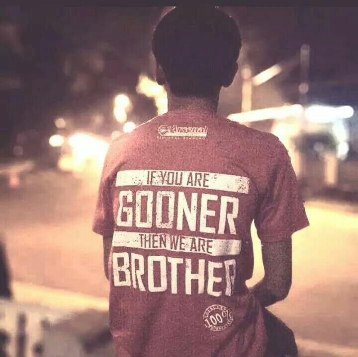 #goonerfamily