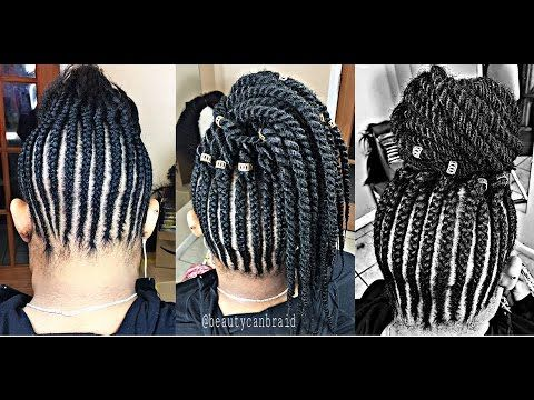 Terrific Box Braids Gripping The Roots 7Packs 8Hrs Youtube Short Hairstyles For Black Women Fulllsitofus