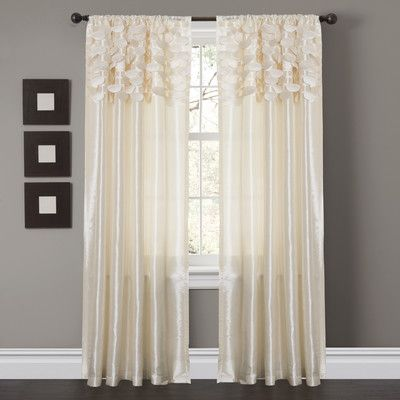 Circle Dream Window Curtains For Sale Wayfair Lush Decor