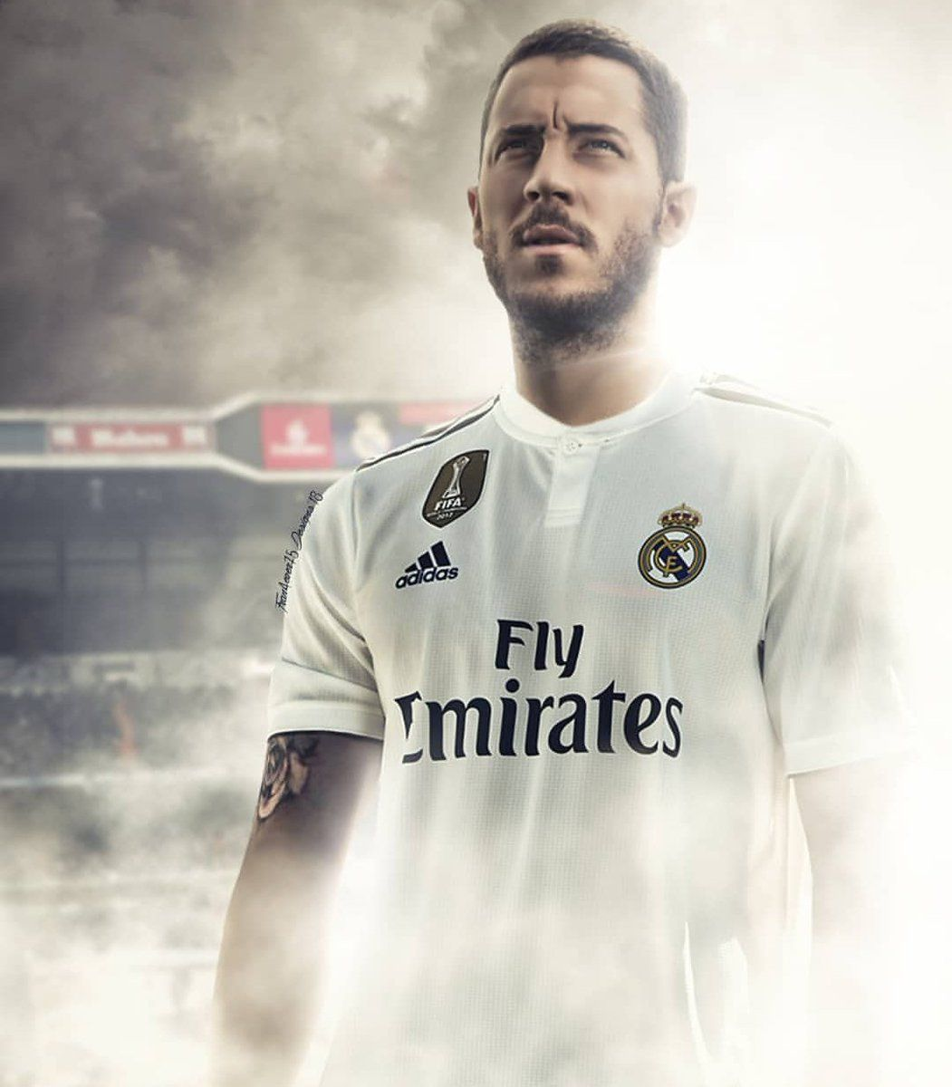 Account Suspended Eden Hazard Real Madrid Real Madrid Campeon