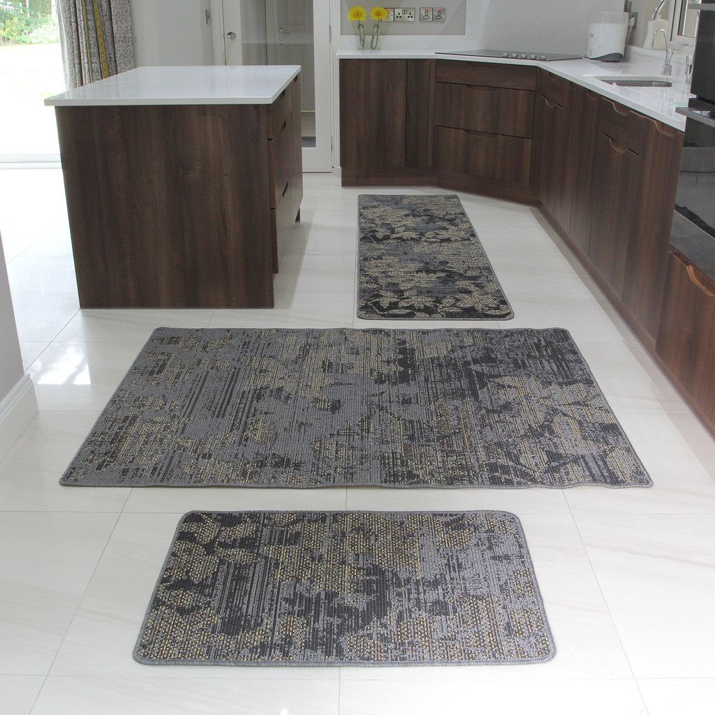 My Kitchen Rugs Non Slip Backing Special Gobelin Weaving In 2021 Kitchen Runner Rug Runner Kitchen Rugs