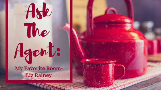 Agent Liz Rainey explains why the kitchen is the favorite room in her home.