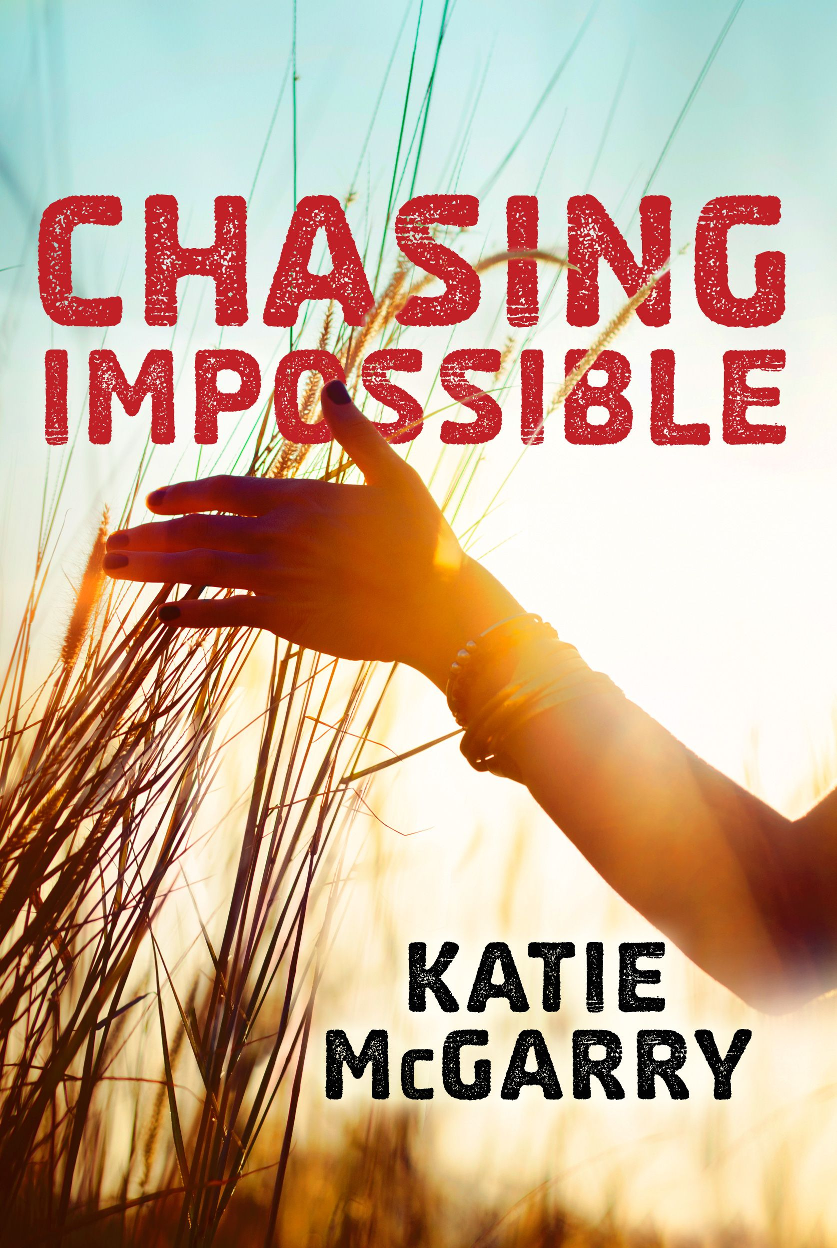 Abby and Logan's story, Chasing Impossible (the 6th full