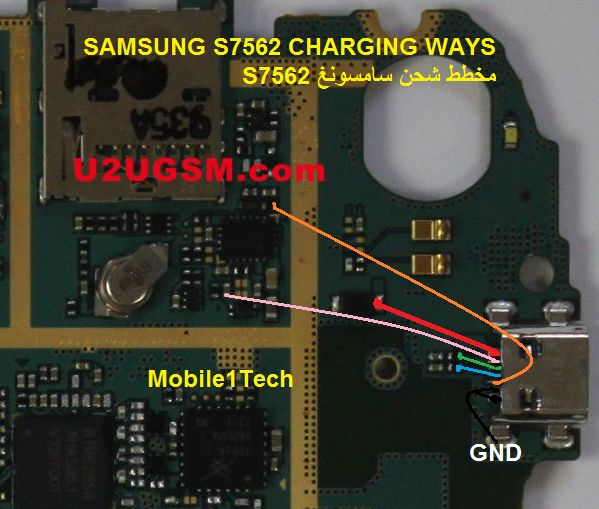s7562 charging ic solution
