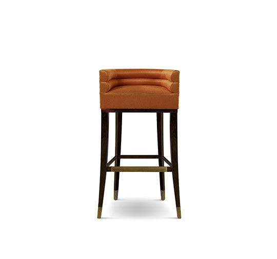 Barstuhl | Messing Beistelltisch | Modernes Design ...