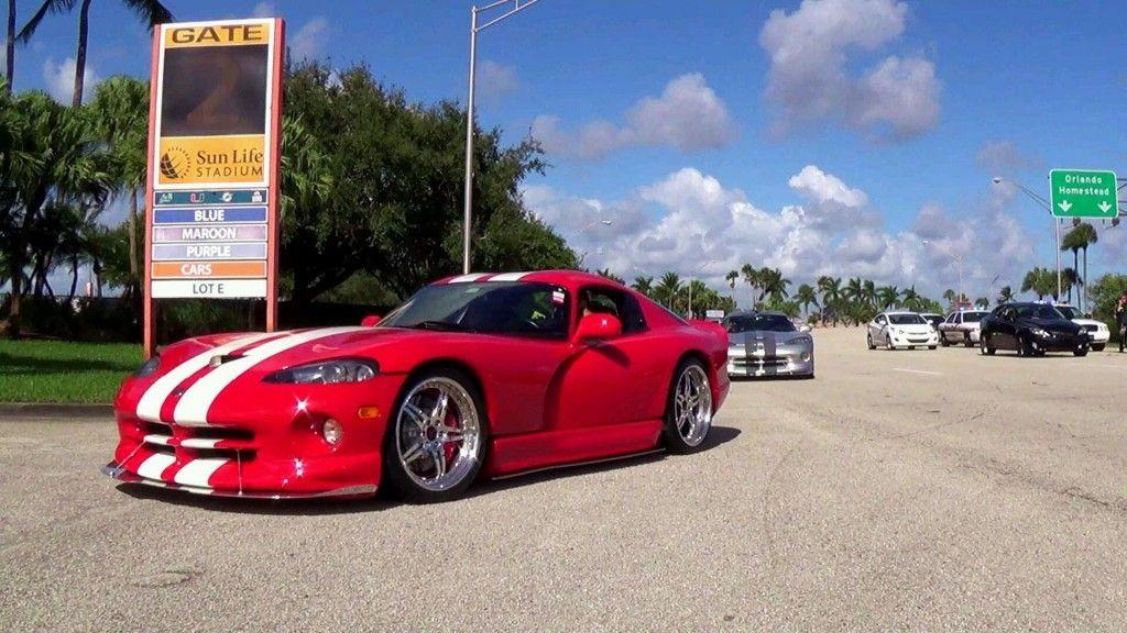 Custom Dodge Vipers Modified Car Videos Dodge Viper Modified