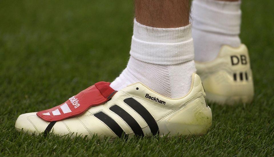 adidas david beckham soccer shoes
