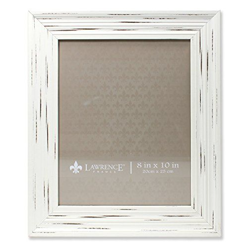 Lawrence Frames Weathered Richmond Picture Frame 8 By 10 Inch