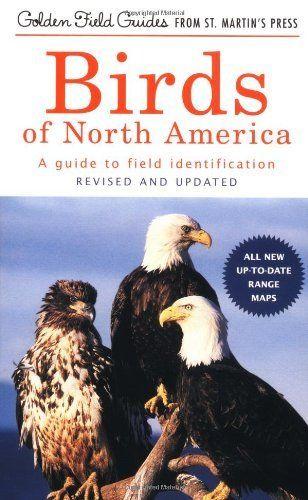 birds of north america a guide to field identification golden rh pinterest com Golden Nature Guide Golden Field Guides Book Series